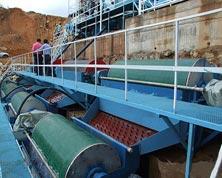 铁矿选矿工艺流程