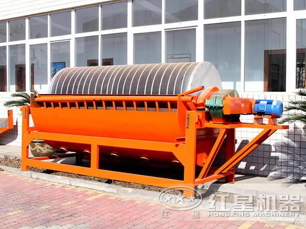 CTB(半逆流)系列磁选机
