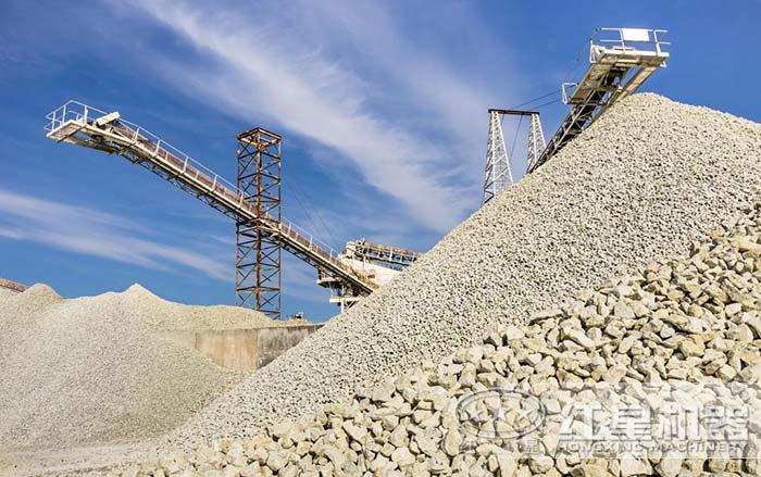 砂石厂企业展示