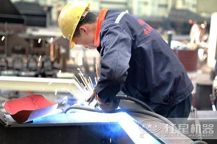 红星机器专业的洗砂机生产厂家